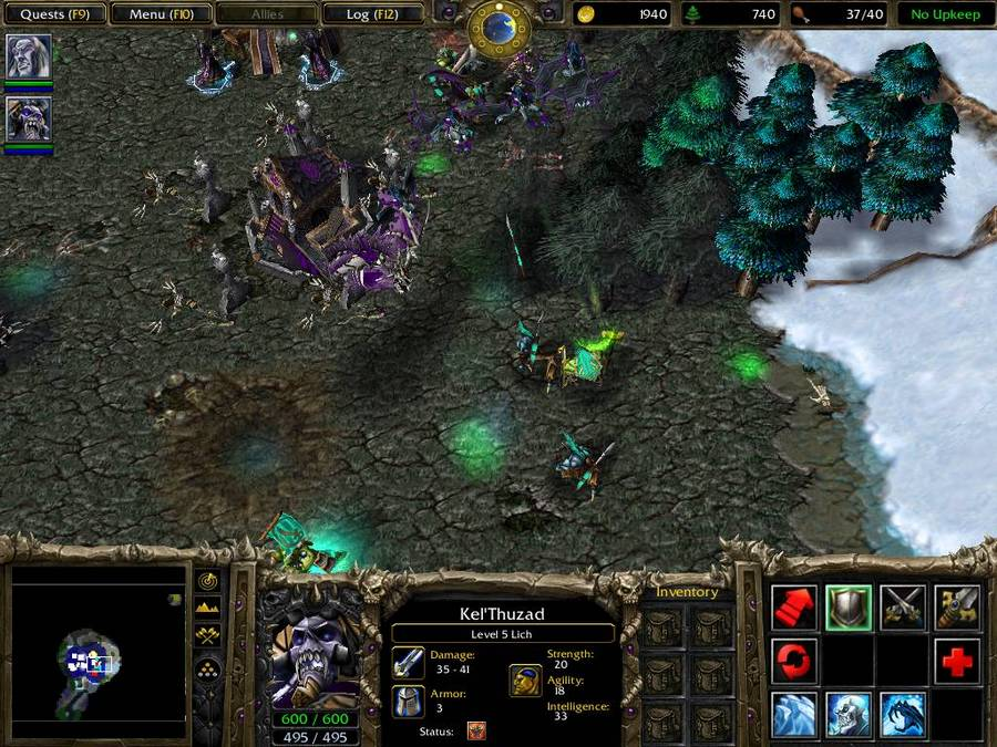 Warcraft 3 release date